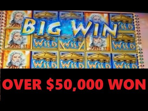 MY TOP 10 SLOT MACHINE JACKPOTS / HAND PAYS - OVER $50,000 In BIG CASINO High Limit WINS!