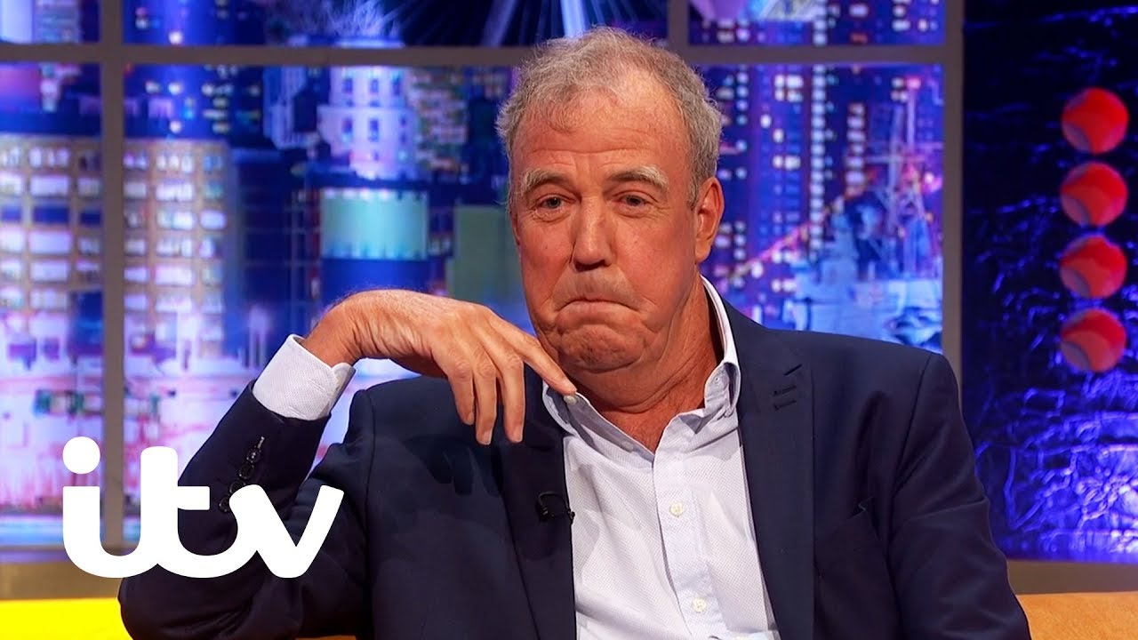 Jeremy Clarkson Reveals What He Thinks of the New Top Gear! | The Jonathan Ross Show | ITV