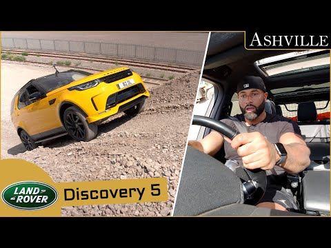 Review of My Land Rover Discovery 5 with Construction Off Road Test