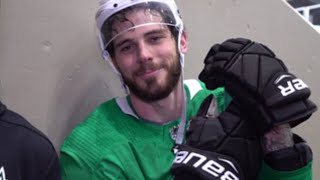 Tyler Seguin being cute for 5 minutes straight pt 3