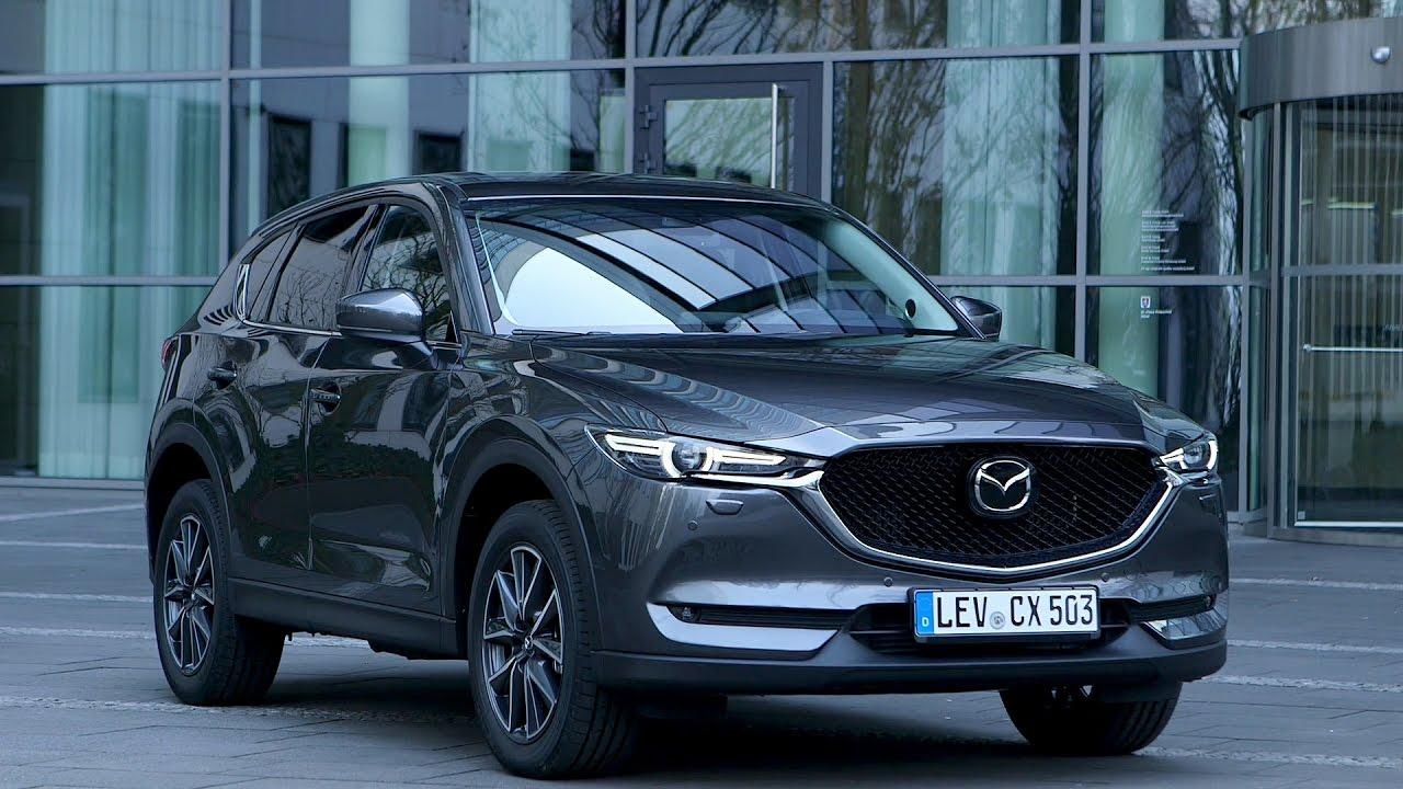 2017 Mazda Cx 5 Eu Spec