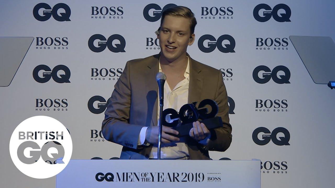 George Ezra on his GQ Award: 'It means the world'| British GQ
