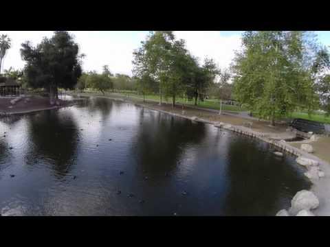Mile Square Regional Park   Fountain Valley, CA