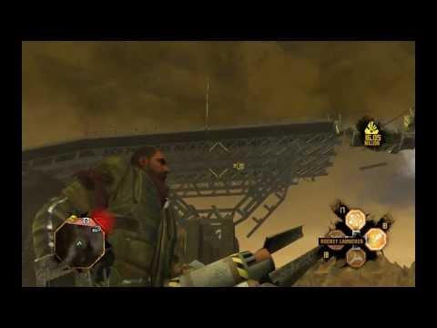 Red Faction Guerrilla - Разрушение Моста