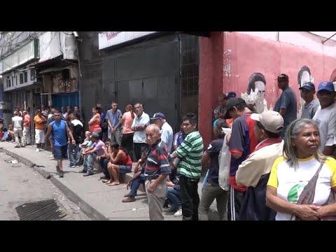 Venezuelans flee country to escape economic and humanitarian crisis