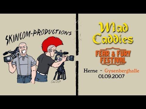 Mad Caddies Fear & Fury Festival (Herne Gysenberghalle 01.09.2007)