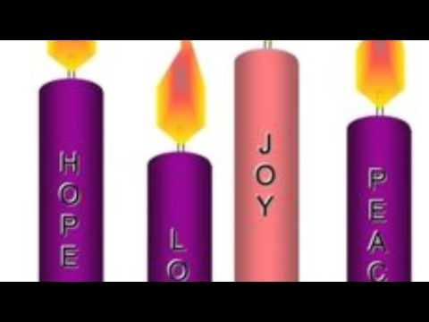 Meaning of Advent Wreath - YouTube