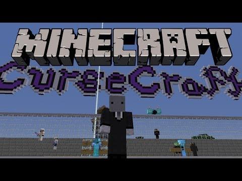 CurseCraft - 3v4 NX, Choco, ImCrazed vs. DraZZelxCamZZ, Tboys3XxQSxX, GamerFreack99, Wreckful