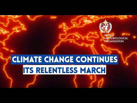WMO Provisional Report on the State of the Global Climate in 2020 - English