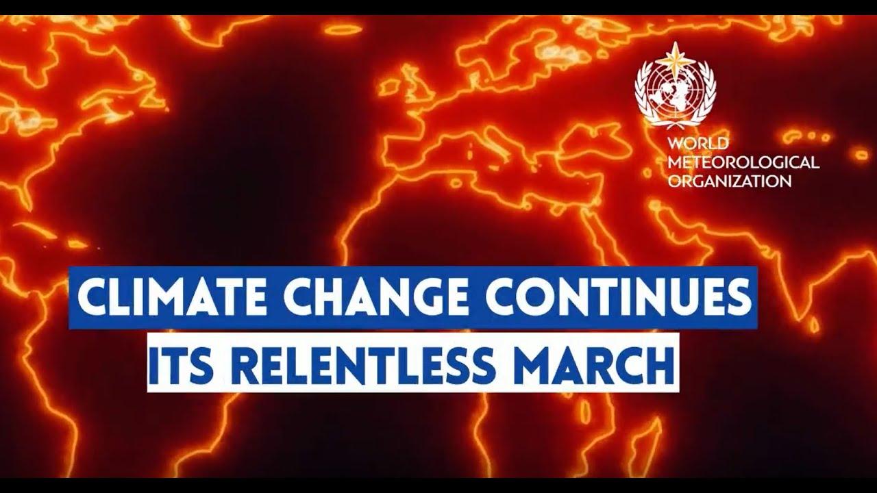 Relatório da Organização Meteorológica Mundial sobre o Clima Global em 2020