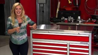 moduline cabinets on all girls garage