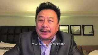 MC VIET THAO- CBL (509)- TÂM TÌNH MÙA GIÁNG SINH- December 24, 2016.