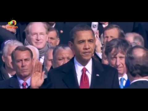 Barack Obama Takes Sworn In As 44th President of United States | Mango News