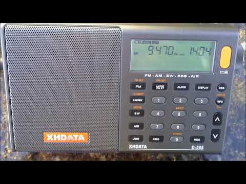 Radio Liberty via Germany to Central Asia on 9470 KHz