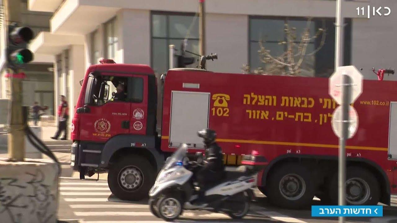 סולם מפלצתי והיערכות מיוחדת: כך נערכים מכבי האש לשריפות בגורדי שחקים