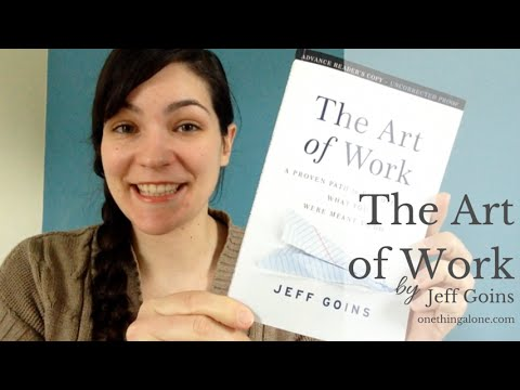 The Art of Work {Book Reviews for Busy Women}