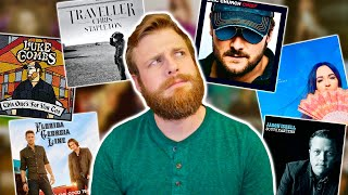 The Most Influential Country Albums of the 2010s