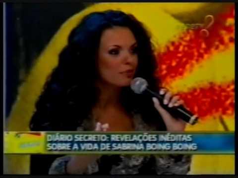 Diário secreto Sabrina Boing Boing