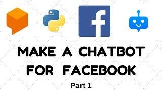 Erstellen Sie einen Chatbot für Facebook mit Python und Dialogflow/Api.ai-p.1