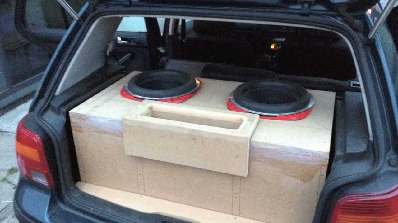 Best Car Subwoofer Cheap