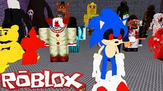 ROBLOX'S MOST TERRIFYING MONSTERS