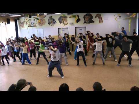 DANCING CRACKERS - Velikonoční soustředění Hrachov 2012