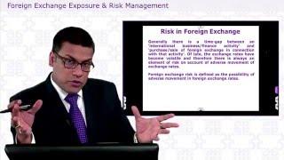 STRATEGIC FINANCIAL MANAGEMENT - FOREIGN EXCHANGE EXPOSURE & RISK MANAGEMENT
