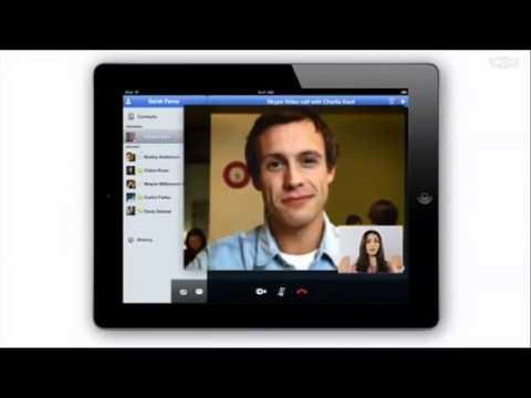 Gọi điện video Skype có bản riêng cho iPad 2 - Quantrimang.com.mp4