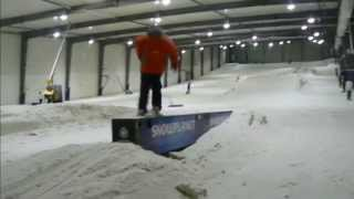 Snowplanet - Josh Small and Luke Hughes
