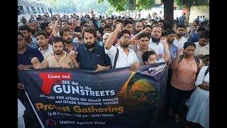 After Attempted Killing of Indian Leftist Student Leader, Activists Accuse Gov., Media of Incitement