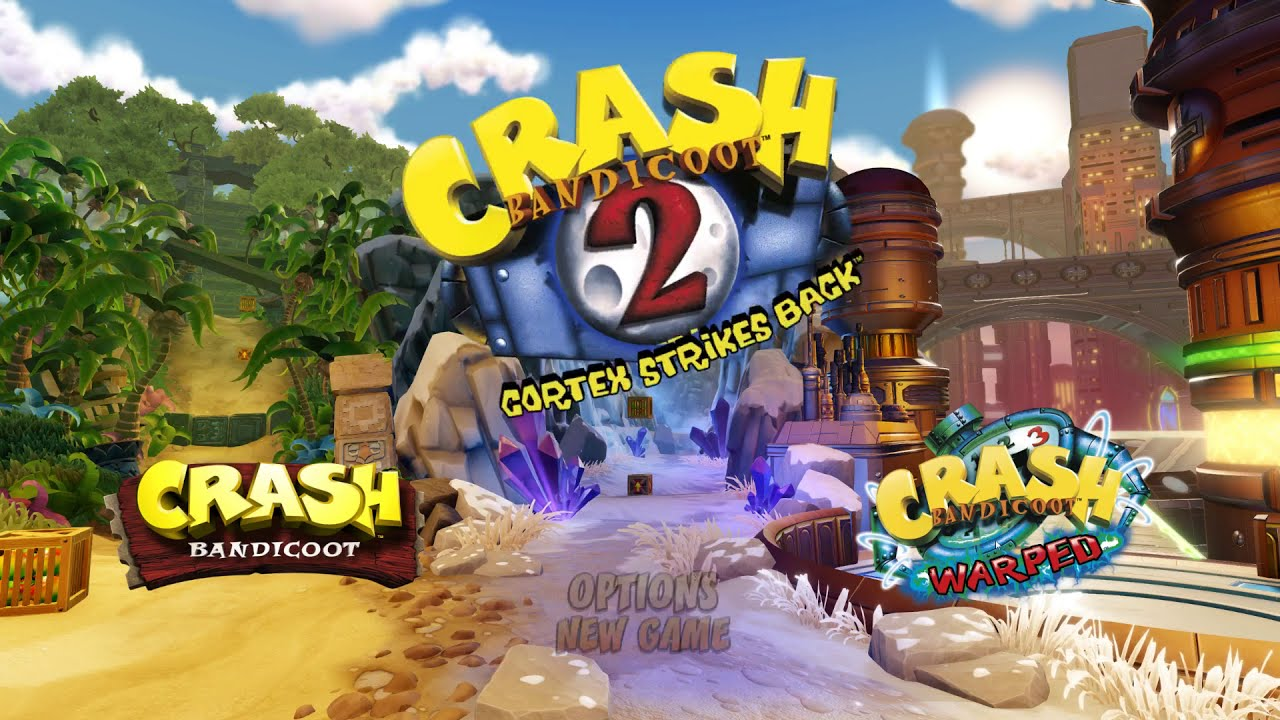 Crash Bandicoot™ N. Sane Trilogy (Game Phiêu Lưu PC)