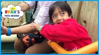 Amusement Parks for Kids Family Fun Outdoor Theme Park Kids Rides Disney World Trip