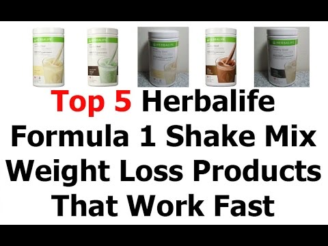 herbalife supplements to lose weight