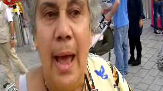 Witness London 2012 interview with a catholic nun