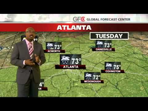 Atlanta's Weather Forecast