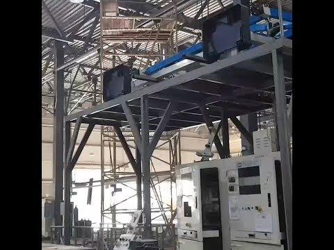 Автомобильный завод ТагАЗ превратился в металлолом