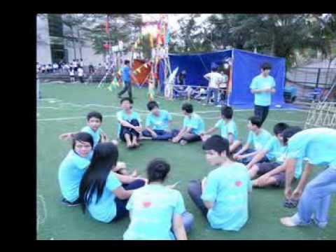 Cắm trại 12B - Trịnh Hoài Đức (2010 - 2011) - Part 1