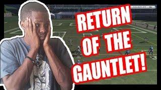 RETURN OF THE GAUNTLET! - Madden 15 Gauntlet Gampleay