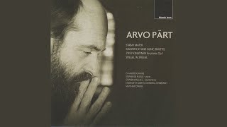 Pärt: Nunc Dimittis (2001)