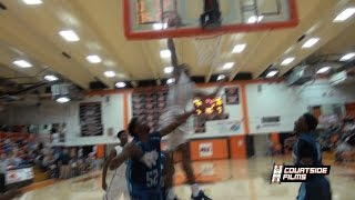 Tyger Campbell Hits Brandon Cyrus For The NASTY One-Handed Oop!