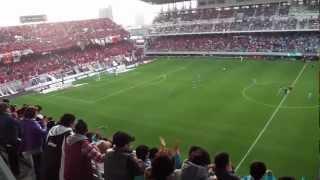 2012年11月24日 ベストアメニティスタジアム 試合結果 鳥栖3-1浦和 全ゴ...