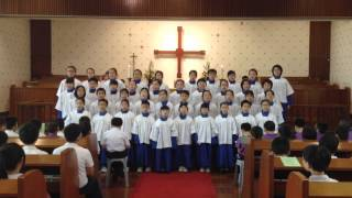 聖公會呂明才紀念小學 20121015 高年級聖詩組獻詩 誰