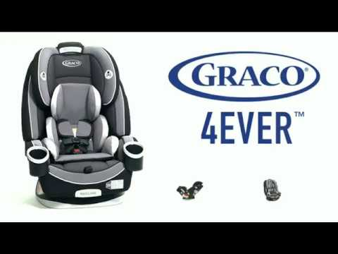 Graco 4ever All In 1 Carseat Rockweave