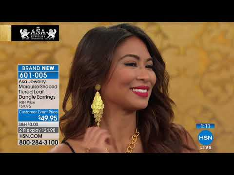 HSN | Jewelry Designs by Asa Soltan 04.05.2018 - 06 PM