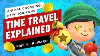 Animal Crossing: New Horizons - How Time Travel Works (And Could Ruin Your Game)