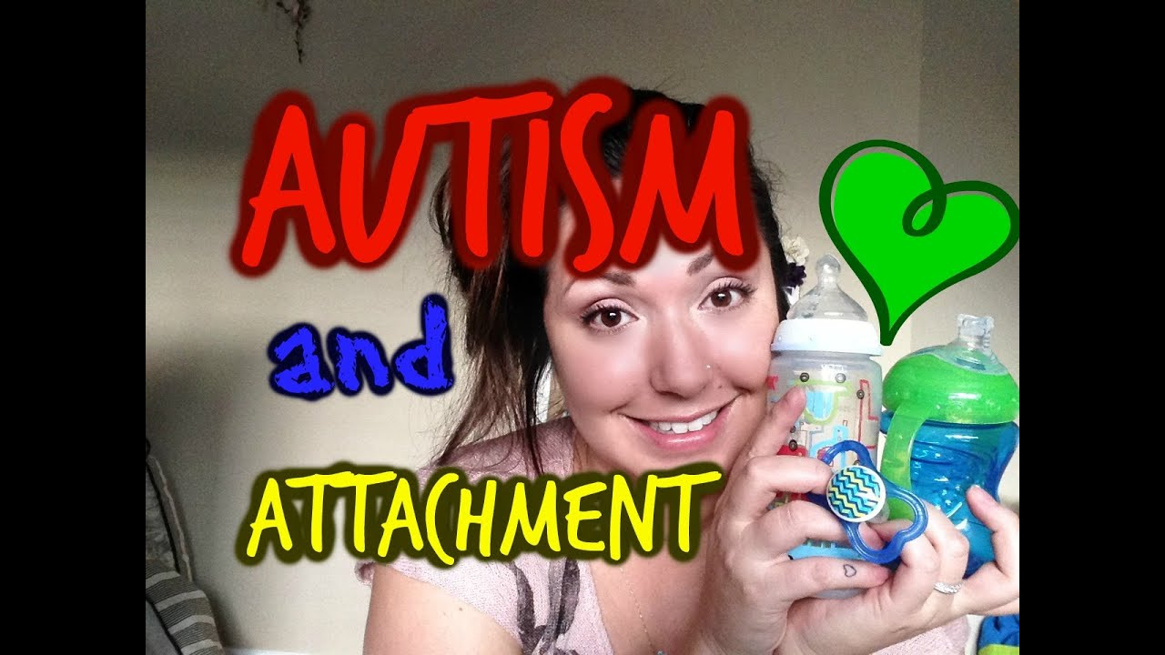 Autism - Attachment to objects - YouTube
