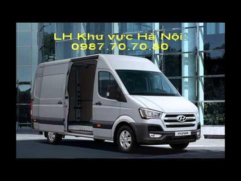 Hyundai ra mt xe kh ch H350 16 ch