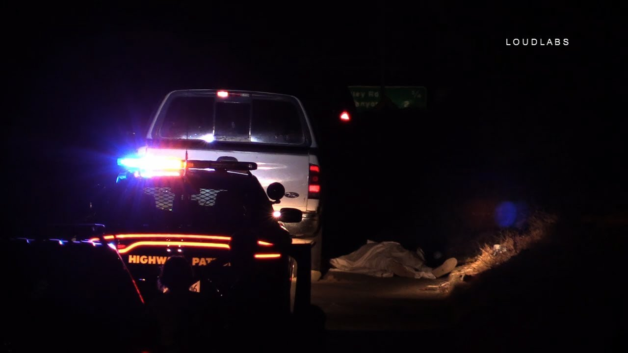 14 Freeway Fatal / Santa Clarita RAW FOOTAGE