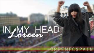 Loreen - In My Head (Snippet) 1st song from 'HEAL'.