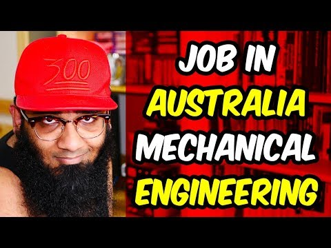 Question: Is Getting A Job Easy In Australia With Mechanical Engineering Degree ? [4K]